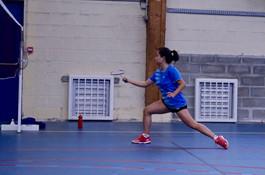 Élise  gagne en mixte top A au Tournoi Doubles ONEA avec son partenaire GOARIN Félix (ASBR).