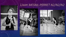 INTERVIEW 2 : Lison Mesnil Perret, une recrue et un retour à ses débuts !