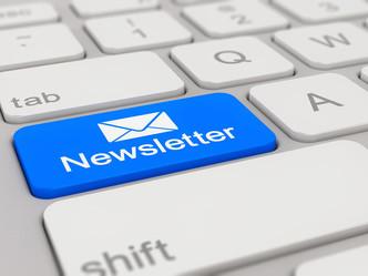 Inscription à la future Newsletter