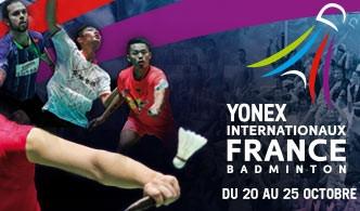 Yonex Internationaux France