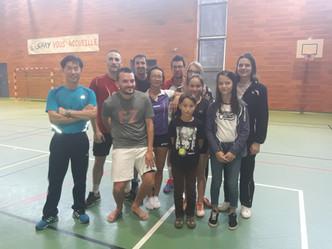 Rencontre SPAY et tournoi en Allemagne