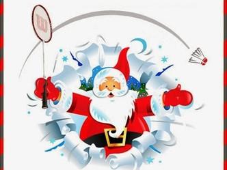 Tournoi de Noel et bourse aux affaires de badminton