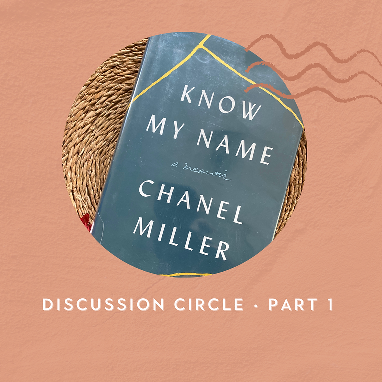 Book Club at Manifest House: Know My Name (Part 1)