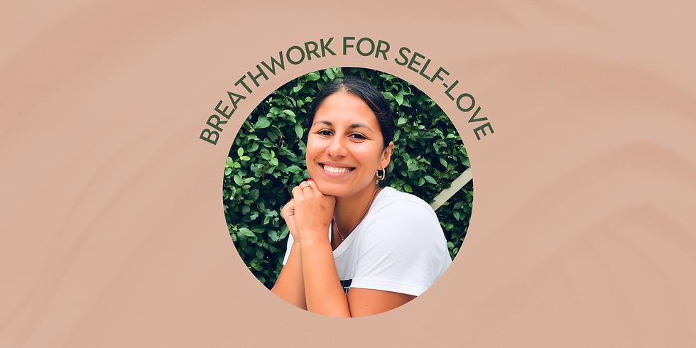 Breathwork for Self-Love at Manifest House