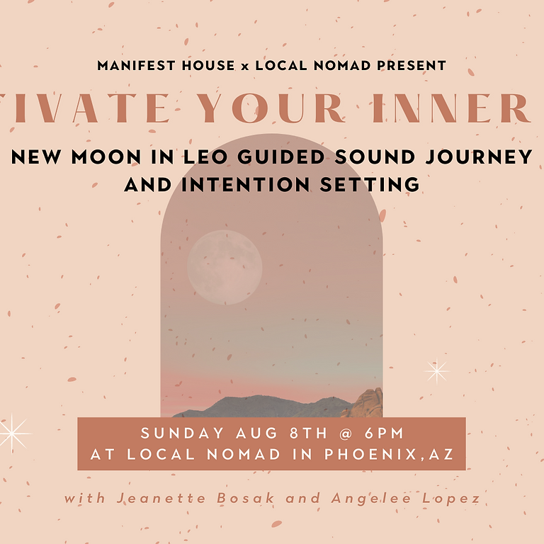 Cultivate Your Inner Fire (In-Person Event at Local Nomad)