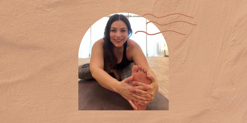 Restorative Yoga at Manifest House