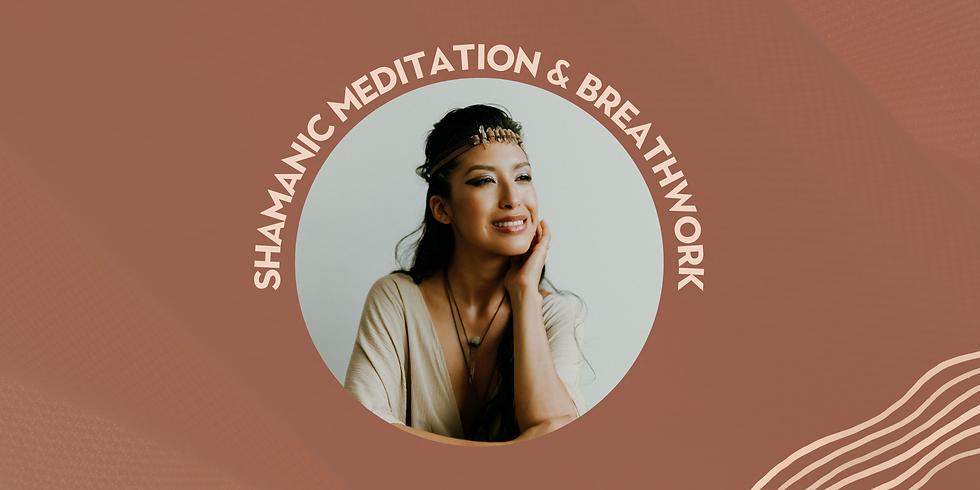 Shamanic Meditation & Breathwork at Manifest House
