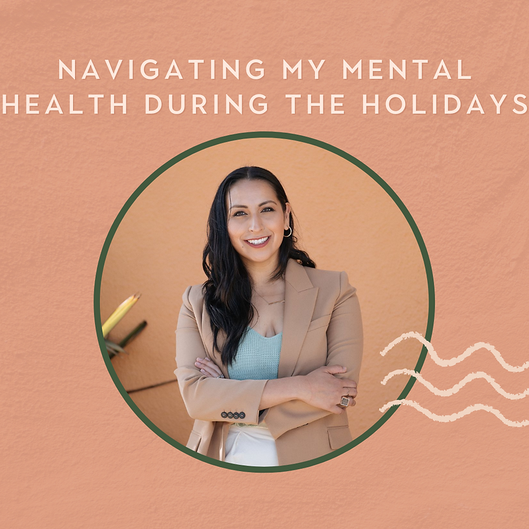 Navigating My Mental Health During the Holidays at Manifest House