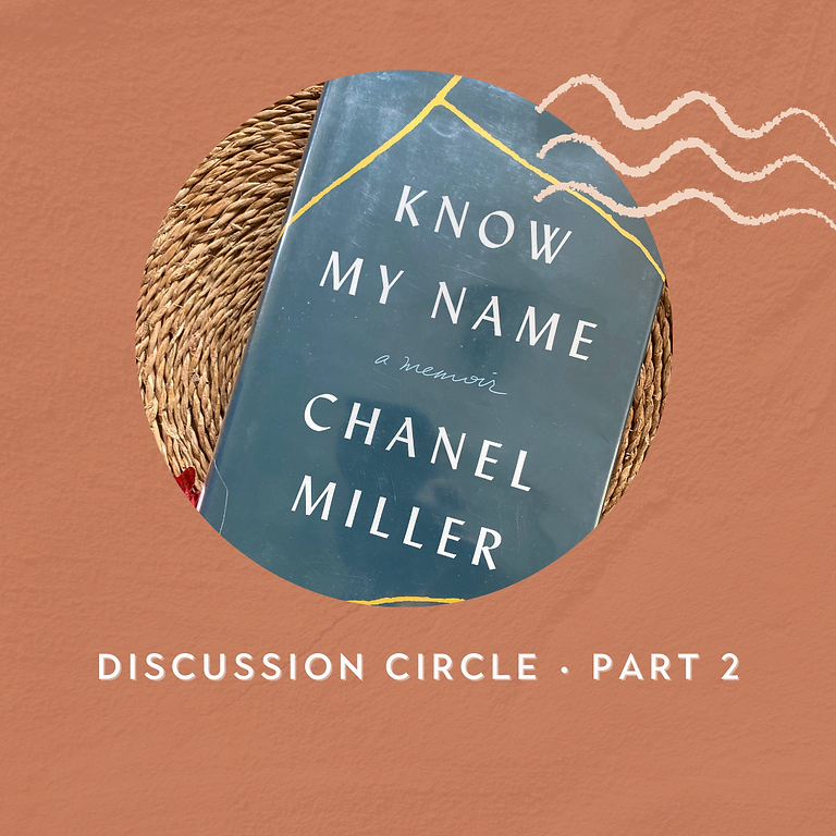 Book Club at Manifest House: Know My Name (Part 2)