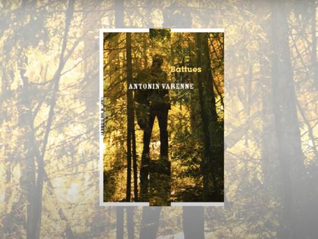 Battues, Antoine Varenne - La Manufacture de livres