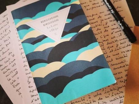 La lettre à Helga, Bergsveinn Birgisson - éditions Zulma