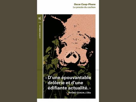 Le procès du cochon, Oscar Coop-Phane - La Table Ronde