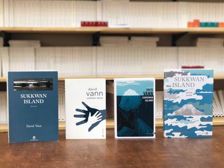 Sukkwan Island, David Vann - Éditions Gallmeister