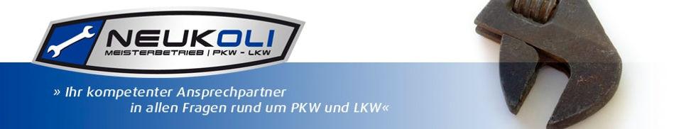 PKW LKW Werkstatt Reparatur