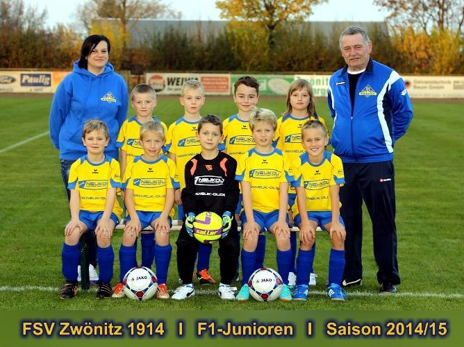 FSV Zwönitz (F-Jugend I)