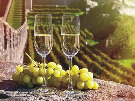 Champagne ou Espumante?