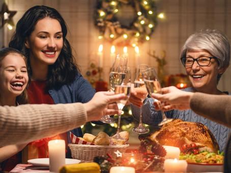 Ceia de Natal:  pratos que não  podem faltar