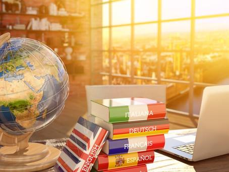 5 razões para aprender uma língua estrangeira