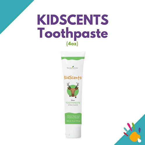KidScents Toothpaste (Retail)