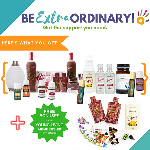 1: Extraordinary Therapy Collection