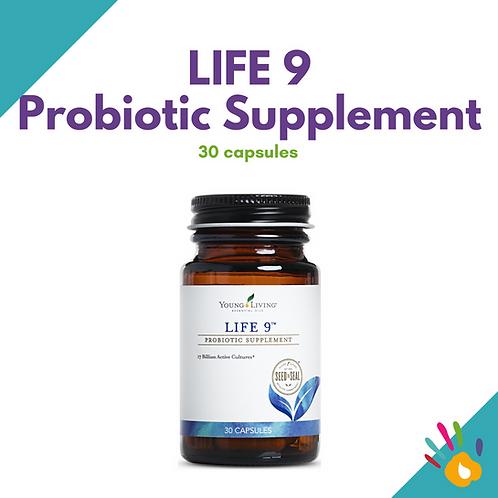 Life 9 Probiotic Supplement (Retail)