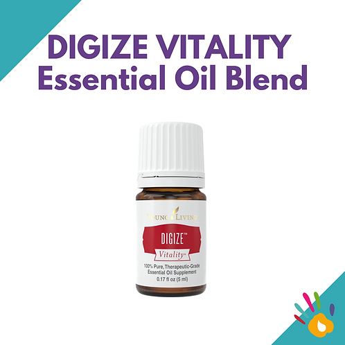 DiGize Vitality Essential Oil Blend (Wholesale)