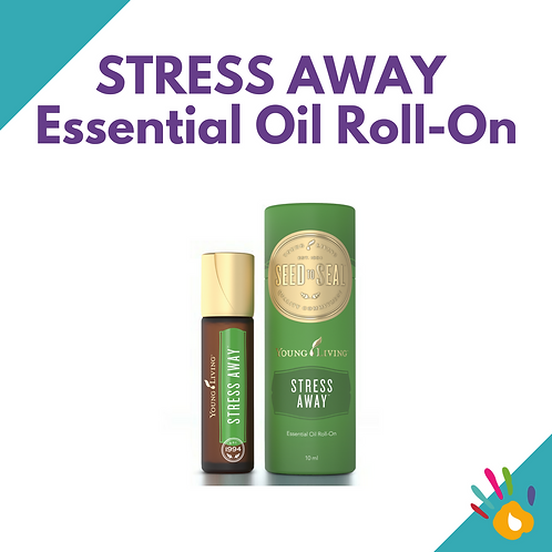 Stress Away Roll-On (Retail)