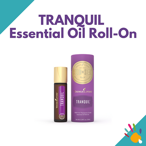 Tranquil Essential Oil Roll-On (Wholesale)