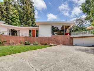 Piedmont Mid-Century in need of TLC