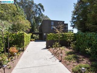 Gerald McCue design in Berkeley