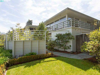 Upper Rockridge Home with Bay Views
