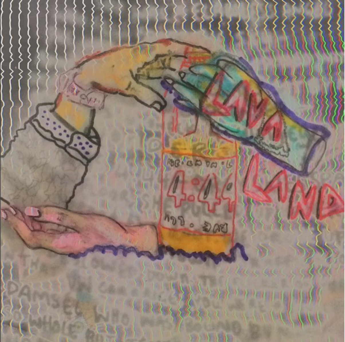 INITIAL LAVALAND PART 1 COVER ART