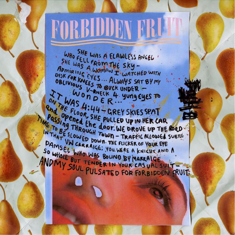TRACK 4: FORBIDDEN FRUIT (4:44)