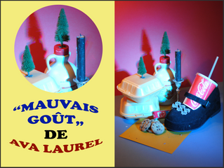 MAUVAIS GOUT (finals for vulgar/bad taste project)