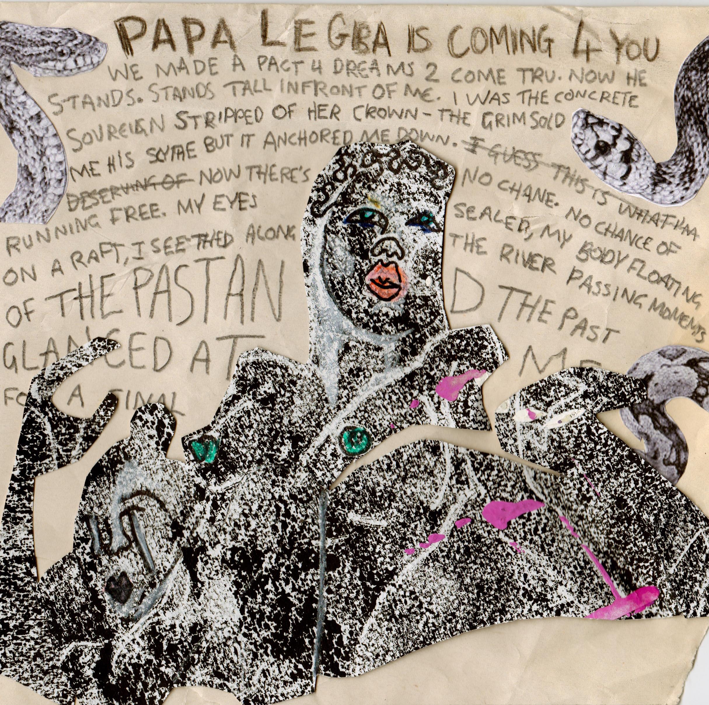 TRACK 6: PAPA LEGBA