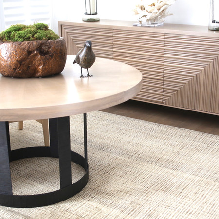 Dining Table & Credenza
