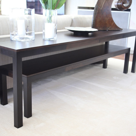"""""""Nesting"""" Table & Bench"""
