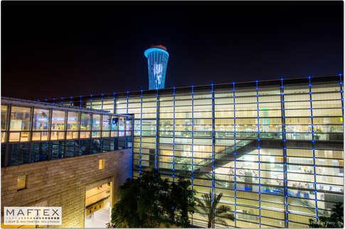 טרמינל 1 תאורה חיצונית