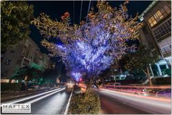תאורה דקורטיבית לערים