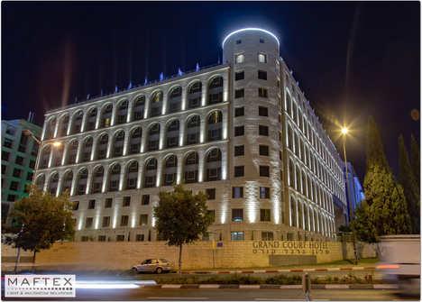 עיצוב תאורה אדריכלית