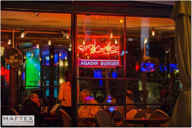 תאורה לקישוט מסעדות