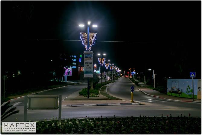 תאורה לעיר