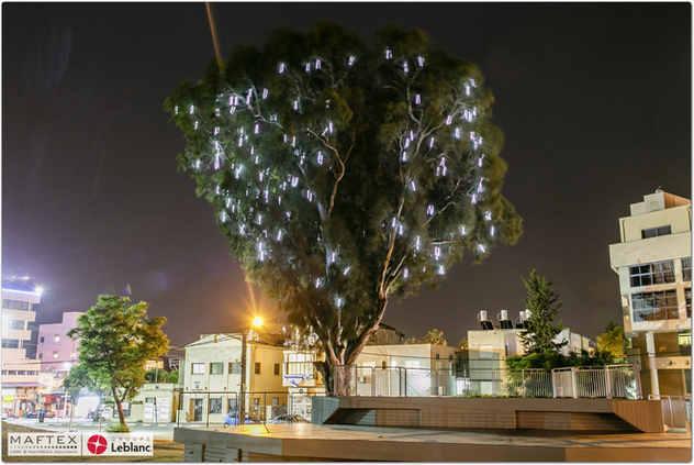 AFULA LIGHTING DECORATIONS