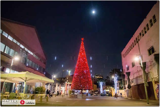 JAFFA CHRISTMAS