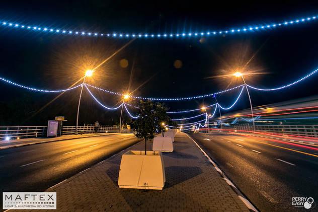 תאורה לגשר