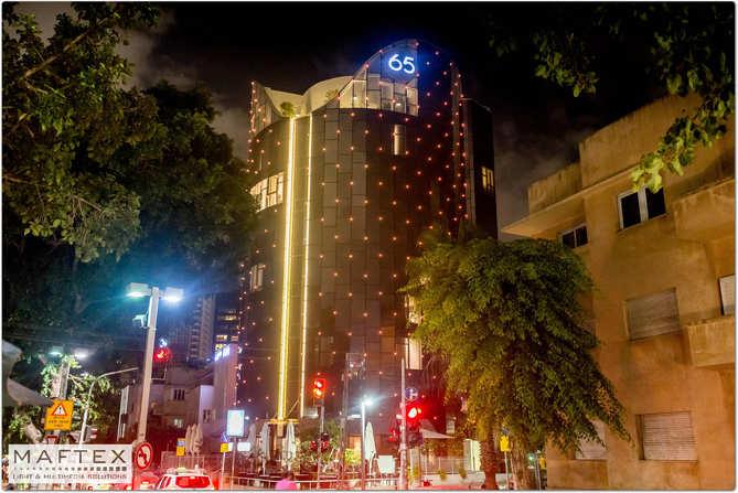 עיצוב תאורת לד למלון