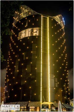 תכנון תאורה למלון