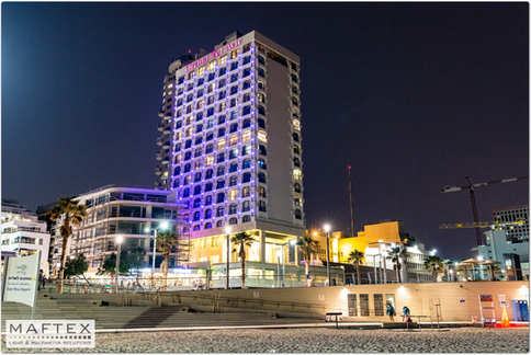 ORCHID HOTEL TLV