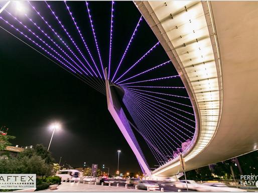 תאורה לגשרים – יתרונות וסוגי תאורה