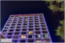 תאורה למבנים